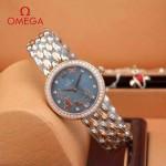 OMEGA-173-05 歐米茄OMEGA碟飛典雅系列進口石英機芯女士腕表