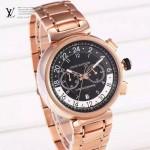 LV-0045-05 路易威登新款進口石英機芯手表