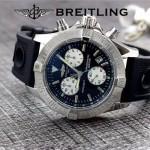 BREITLING-058-13 歐美男士Avenger Seawolf復仇者系列深潛海狼硅膠款腕錶