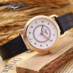 Longines-96-03 浪琴最新進口石英機芯藍寶石水晶鏡面女性腕表