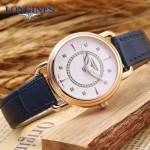 Longines-96-01 浪琴最新進口石英機芯藍寶石水晶鏡面女性腕表