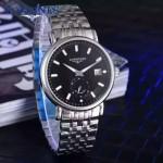 Longines-98-02 浪琴博雅系列最新出品兩針半男仕腕表