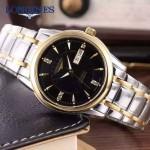 Longines-97-01 浪琴新款316精鋼表帶全自動機械機芯男士腕表