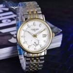Longines-98 浪琴博雅系列最新出品兩針半男仕腕表