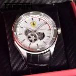 Ferrari法拉利-076 時尚精品男士Autormatic超跑賽車系列日本原裝西鐵城機械腕錶