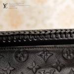 LV M93448-02 時尚經典款ARTSY系列原版皮配全皮壓花女士肩背包