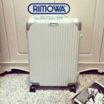 RIMOWA 1522-02 德國日默瓦潮流奢華機場必備凹造型利器高圓圓同款拉杆箱旅行箱