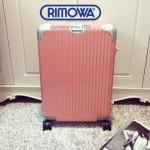RIMOWA 1522-04 德國日默瓦潮流奢華機場必備凹造型利器高圓圓同款拉杆箱旅行箱