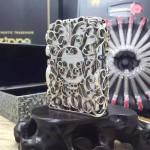 ZIPPO打火機-02 專櫃限量版雕花禮盒打火機點煙器