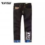 EVISU-013 原單 福神2021褲型 直筒牛仔褲