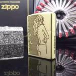 ZIPPO打火機-03 專櫃限量版雕花禮盒打火機點煙器