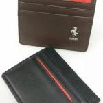Ferrari卡包-01 法拉利輕便小巧卡包卡片夾