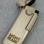 Montblanc打火機-01 萬寶龍潮流時尚打火機點煙機