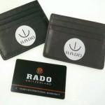 RADO卡包-01 雷達輕便小巧卡包卡片夾