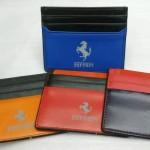 Ferrari卡包-02 法拉利輕便小巧卡包卡片夾
