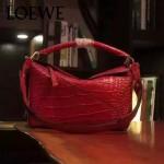 Loewe-050-015 專櫃時尚新款loewe puzzle系列原版小牛皮手提斜挎包