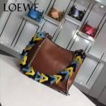 Loewe-054-01 名媛必備時尚新款彩帶系列女士購物袋