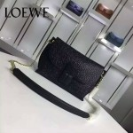 Loewe-055-03 名媛必備時尚新款進口牛皮單肩斜背包