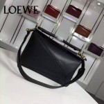 Loewe-057-010 專櫃時尚新款puzzle large bag系列女士手提單肩包