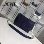 Loewe-055-01 名媛必備時尚新款進口牛皮單肩斜背包