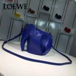 Loewe-052-03 專櫃時尚新款Elephant Mini bag系列小象包