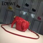 Loewe-052-02 專櫃時尚新款Elephant Mini bag系列小象包