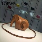Loewe-052-01 專櫃時尚新款Elephant Mini bag系列小象包