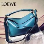 Loewe-057-04 專櫃時尚新款puzzle large bag系列女士手提單肩包