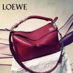 Loewe-057-06 專櫃時尚新款puzzle large bag系列女士手提單肩包