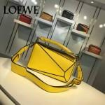 Loewe-058-02 專櫃時尚新款puzzle large bag系列小號手提單肩包