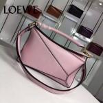 Loewe-057-03 專櫃時尚新款puzzle large bag系列女士手提單肩包