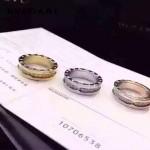 Bvlgari飾品-013 潮流新款經典款羅馬數字單排鑽戒指