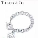 Tiffany飾品-05 時尚女士新款經典款925純銀鏈條手鏈