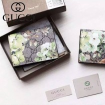 Gucci 410088-01 專櫃新款塗鴉花色系列卡包