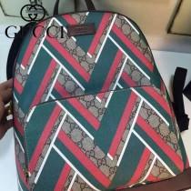 Gucci 406370-01 潮流時尚新款男女士通用雙肩包
