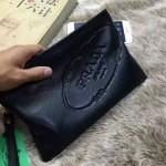 普拉達-05 爸爸節特價男士休閒手拿包