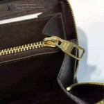 LV N41503-3 商務男士ZIPPY XL咖啡色棋盤格原版皮多功能手包錢包