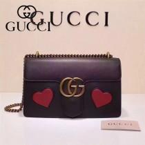 Gucci 400249-022 歐美時尚新款dionysus系列天竺GG塗鴉系列小號酒神包
