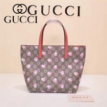 Gucci 410812 專櫃時尚新款最萌的mini卡通購物袋