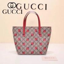 Gucci 410812-01 專櫃時尚新款最萌的mini卡通購物袋