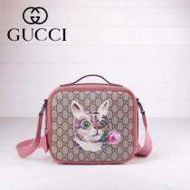 Gucci 432688-01 人氣熱銷時尚新款MINI卡通包系列手提單肩包