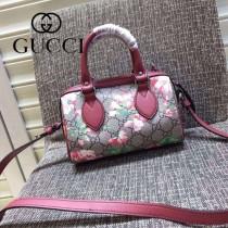 Gucci 432123-01 歐美時尚新款mini系列波士頓枕頭包