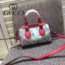 Gucci 432123-03 歐美時尚新款mini系列波士頓枕頭包