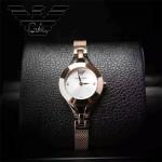ARMANI-200 韓式潮流新款土豪金礦物質強化玻璃ar7362原單鋼帶款腕錶