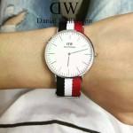 DW-01-03 時尚潮人熱寵丹尼爾.惠靈頓超薄原裝石英機芯腕表