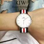 DW-01-07 時尚潮人熱寵丹尼爾.惠靈頓超薄原裝石英機芯腕表