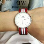 DW-01-04 時尚潮人熱寵丹尼爾.惠靈頓超薄原裝石英機芯腕表