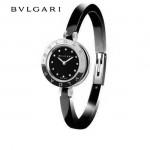 Bvlgari-96 名媛必備B.ZERO1系列瑞士ETA按底小機芯藍寶石水晶玻璃女神腕表