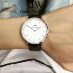 DW-01-06 時尚潮人熱寵丹尼爾.惠靈頓超薄原裝石英機芯腕表