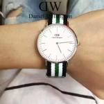DW-01-01 時尚潮人熱寵丹尼爾.惠靈頓超薄原裝石英機芯腕表